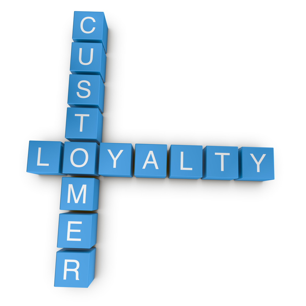 Customer loyalty �������