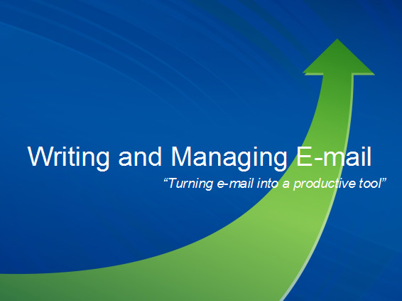 writing-managing-email